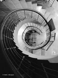 Looking Down Stairs by Stairs My Pure View