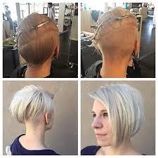 back of head asymettrical hair line cuts 20 cute asymmetrical bob hair styles you will love hairstyles