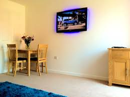 Where To Put Tv Furniture Captivating Wall Mounted Dining Room Table Also Kind