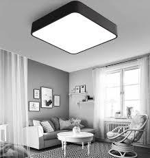 Wohnzimmer Esszimmer Lampen Led Deckenleuchte Rechteckigen Wohnzimmer Lampe Modische
