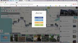Custom Route Google Maps by Gear Review Roadtrippers Site And Mobile Apps American Live Stream