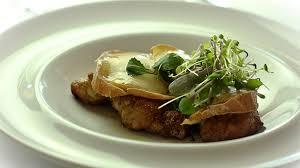 cuisiner ris de veau recette ris de veau confits avec tomme des joyeux fromagers d