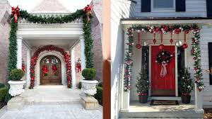 beautiful entrance decoration ideas for christmas ᴴᴰ