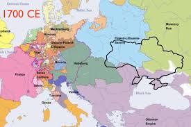 World War 1 Political Map by Ukrainian Regionalism And The Federal Option Geocurrents