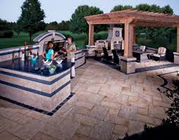China Kitchen Wayne Nj 10 Outdoor Kitchen Designs Sure To Inspire Unilock