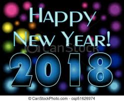 happy new years posters happy new year 2018 poster vectors illustration search clipart