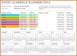 event schedule template this is a perfect event schedule template