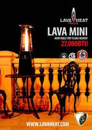 Lava Heat 2g by Lava Heat Italia Lava Mini Owner U0027s Manual By Lava Heat Italia