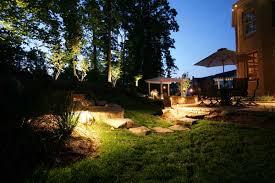 Landscape Lighting Design Maryland Outdoor Lighting