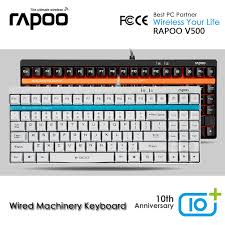 Lighted Keyboards For Computers Picture More Detailed Keyboard Trouble Picture More Detailed Picture About Rapoo V500