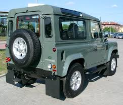 land rover rear file land rover defender rear 20070518 jpg wikimedia commons