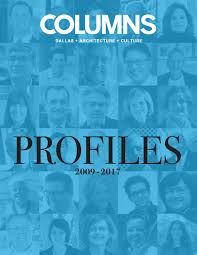 Quick Step Elevae Inked Oak Profiles Reprinted From U0027columns U0027 Magazine By Aia Dallas Issuu