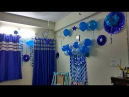 birthday party decorations at home birthday decorations ideas at