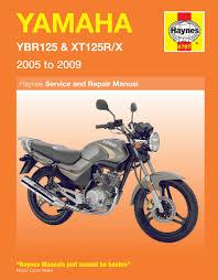 yamaha haynes manuals