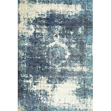 Blue Contemporary Rugs Modern Area Rugs Allmodern