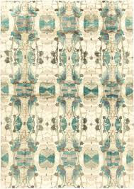 Modern Green Rugs by Designer Rugs By Doris Leslie Blau New York