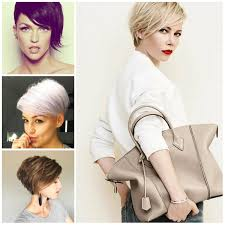 short haircuts in layers hair style and color for woman