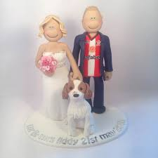 Wedding Toppers Sport Wedding Cake Toppers Totallytoppers Com
