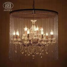 Industrial Crystal Chandelier Best Beaded Crystal Chandelier Products On Wanelo