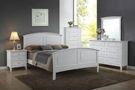 hanover 4 piece bedroom suite white finish dock86 spend a