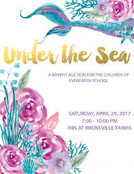 evergreen auction 2017 under the sea by john demarchi issuu
