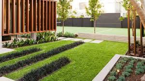 minimalist garden integrating the best ideas and images