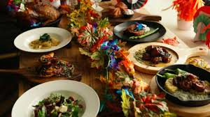 listing 9 restaurants across india for a thanksgiving feast