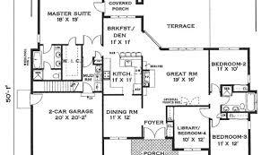 23 fresh one storey house design architecture plans 33654