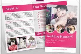 wedding phlet template wedding brochure templates 20 beautiful wedding brochure templates