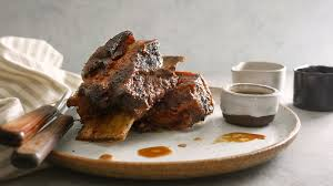 barbecued beef ribs recipe nyt cooking