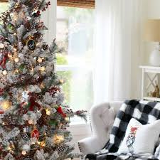 classic christmas living room tour the happy housie square christmas living room