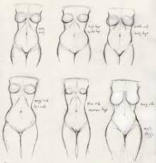 Female Body Anatomy Drawing Today U0027s Drawing Class 101 Female Anatomy Health U0026 Fitness