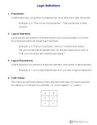 logic worksheets dynamic logic worksheets for teachers