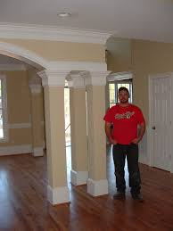 Modern Trim Molding by Ideas Living Room Craftsman With Crown Molding Wood Trim Crown Molding