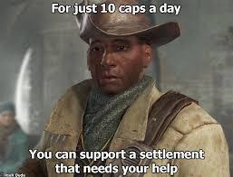 The Help Meme - here are the best preston garvey memes fallout 4 s own meme star