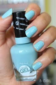 Best Stick On Nails Nail Polish Press On Nails Amazing Light Blue Matte Nail Polish