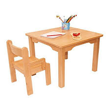 solid wood childrens table and chairs 17 best children s beech wood furniture images on pinterest au