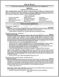 Job Description For Waitress For Resume by Mediation Attorney Resume The Resume Clinic