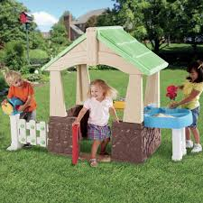 outdoors used outdoor playhouse little tikes playhouse indoor