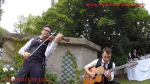 orchestre jazz mariage duo jazz manouche violoniste jazz manouche mariage on vimeo