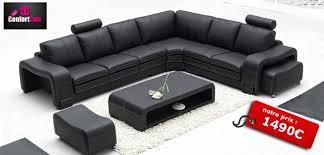 prix canape cuir canape cuir design à prix discount confort cuir salons cuir tout