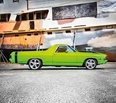 el camino green meanie 1968 chev el camino u2014 the motorhood