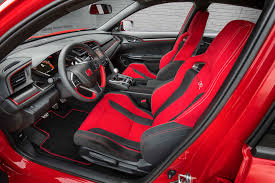 Honda Civic Type R Ep3 Interior Mileti Industries 2017 Honda Civic Type R Review Driving The