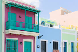 colorful building puerto rico part two colorful streets of old san juan york avenue