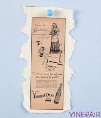 Virginia Winery Map by Vintage Wine Ads With A Modern Twist Vinepair