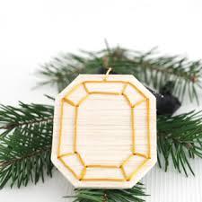 diy leather gemstone ornaments idle awake