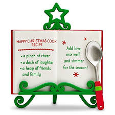 cooking ornaments