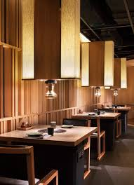 matsumoto restaurant design by golucci international design