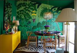 tropical dining room design interior 3 cncloans