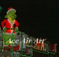 Christmas Decorations Outdoor Inflatable by Online Get Cheap Grinch Outdoor Inflatable Aliexpress Com